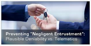 What is Negligent Entrustment and How Can Trucking Companies Avoid It?